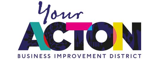 Your Acton BID logo