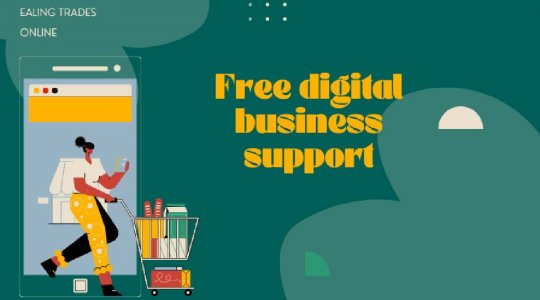 Free digital business support