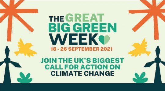 The Great Big Green Week poster