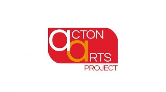 Acton arts project logo