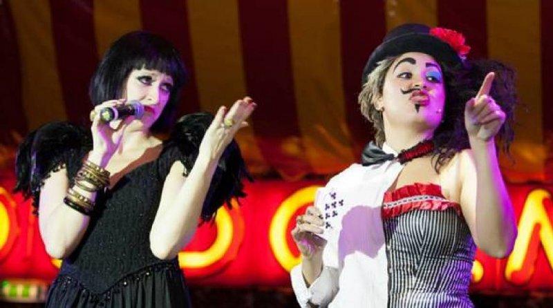 Circus nights at the Aeronaut