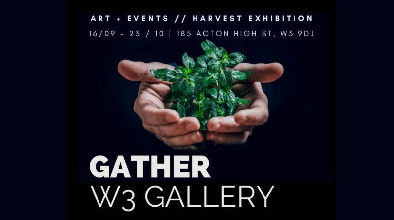 Gather event at the W3 Gallery